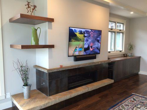 New AV system for LEED Platinum home in Boulder 2