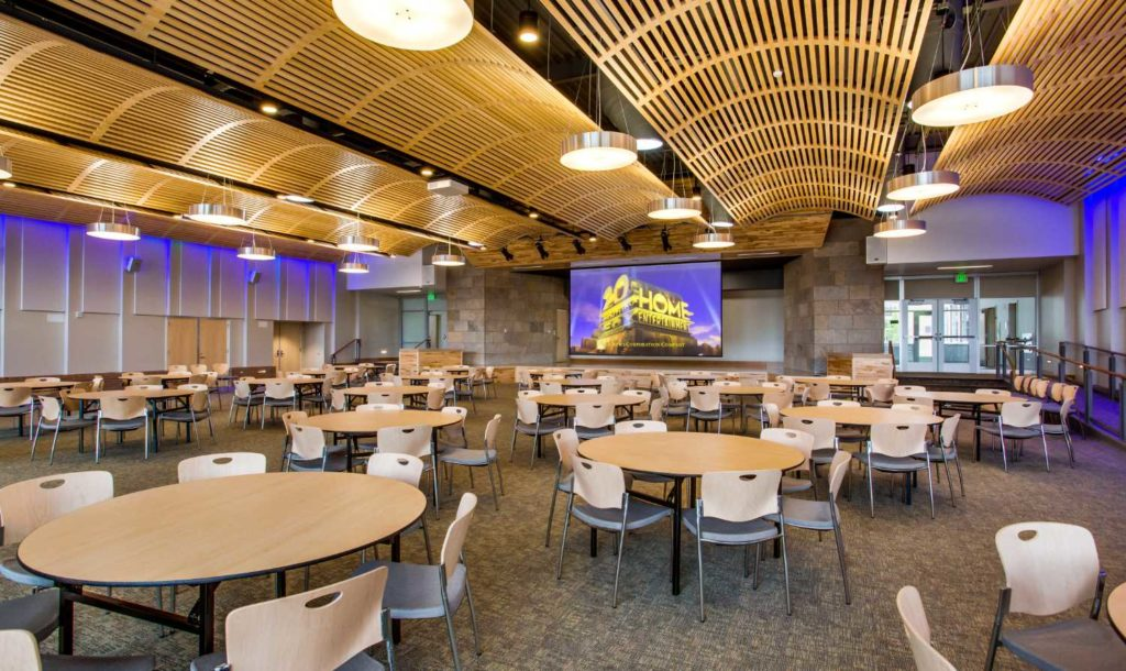 AV Featured JCC-Lunch-Room