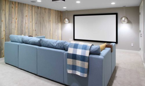 Projection Home Theater Boulder