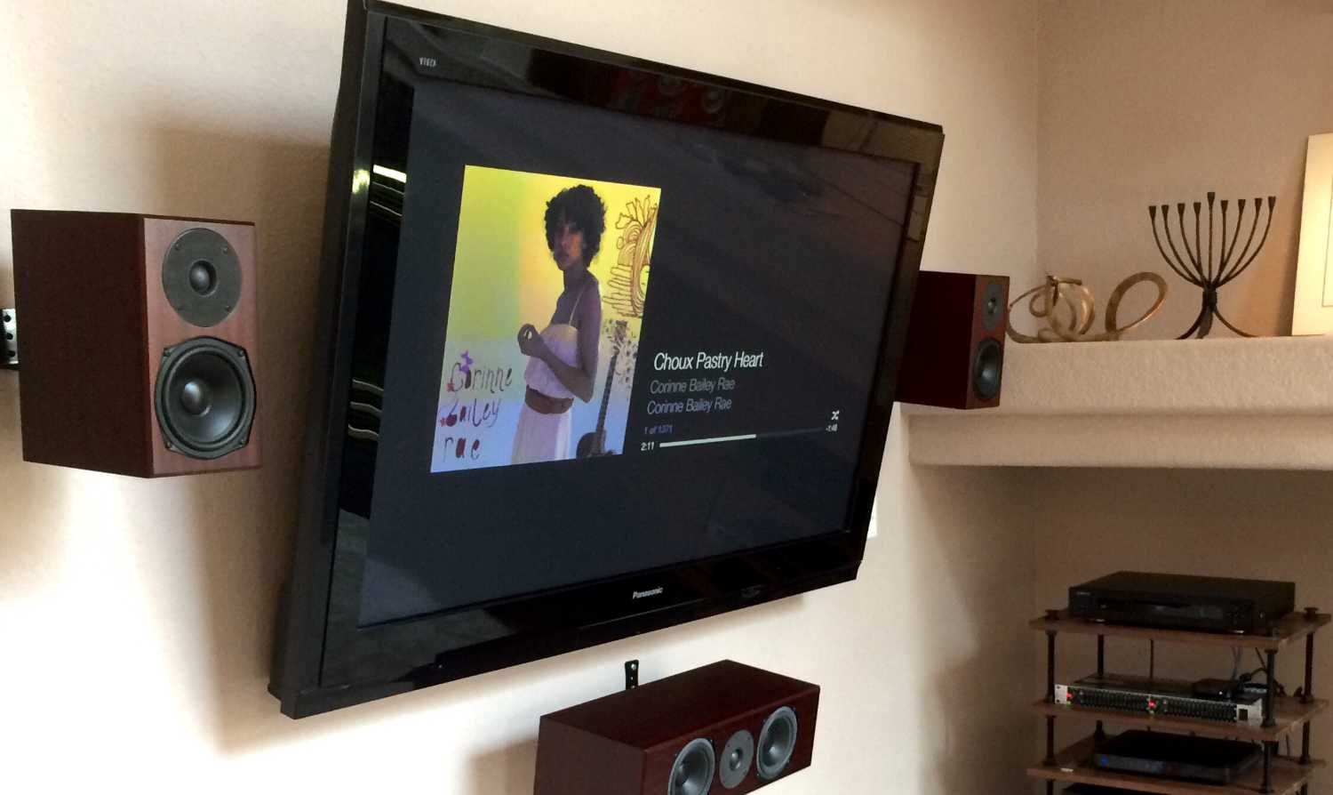 Audiophile 5.1 Channel Surround System