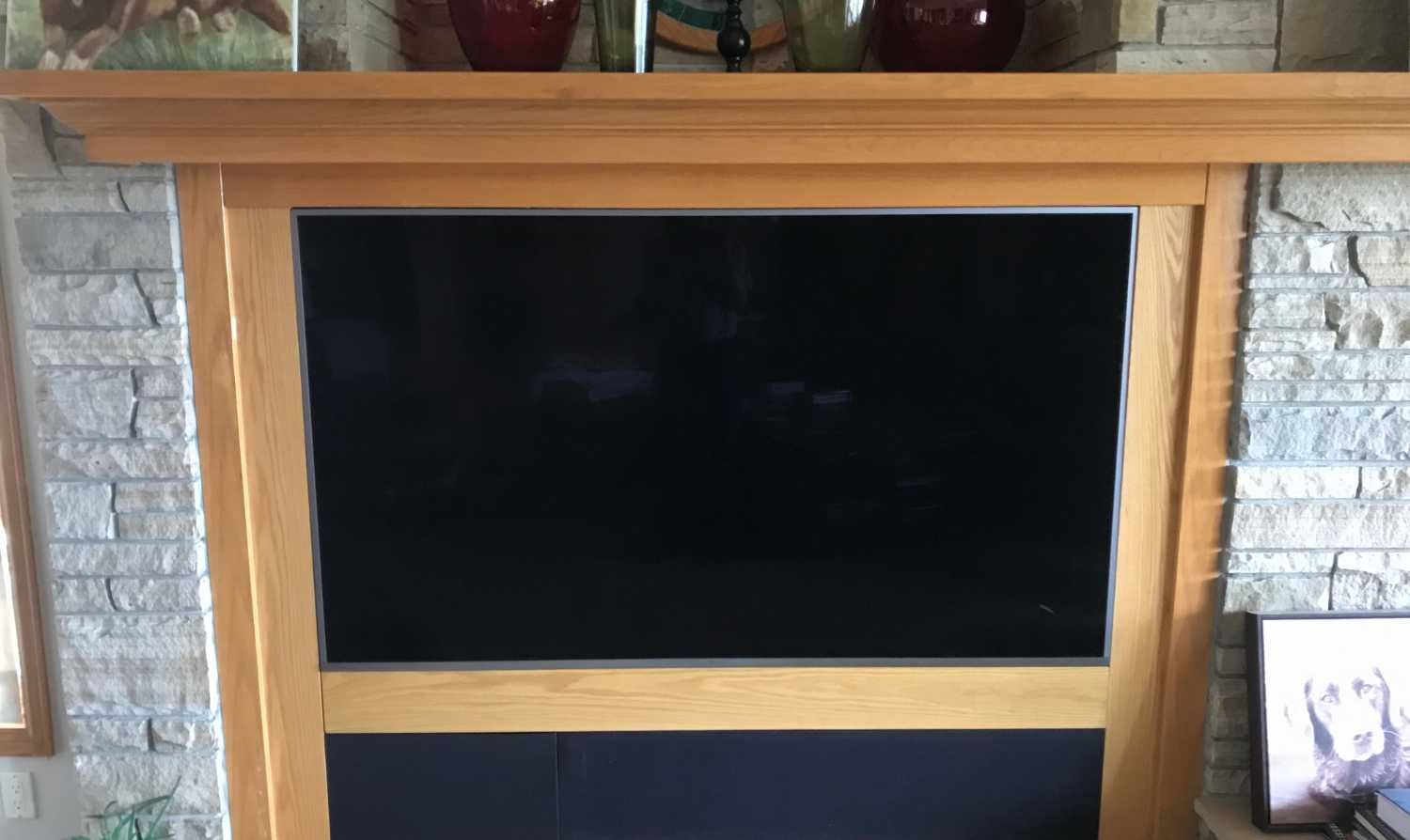 Built-in Cabinet Updated with New Technology